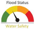 Flood Status Water Safety