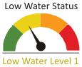 Low Water Level 1 Status