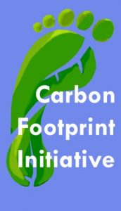 Carbon Footprint Initiative Logo